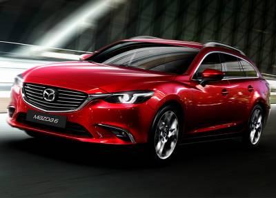 Mazda 6 Touring