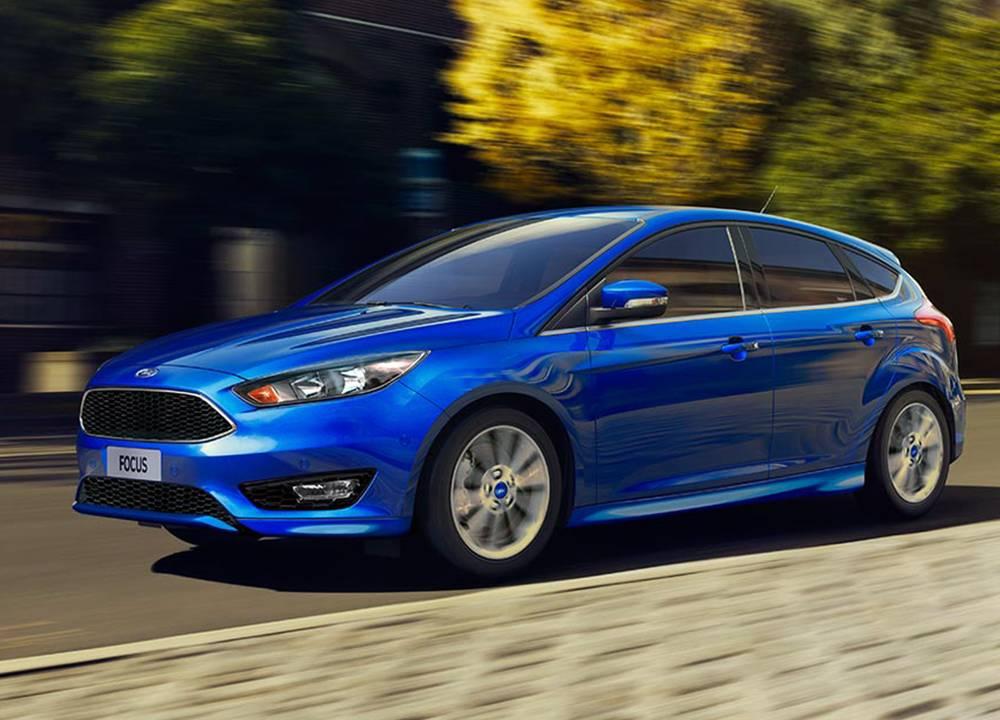 1.5 L Ecoboost >> Ford Focus 5 Door 1 5l Ecoboost Trend Carsifu