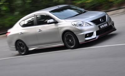 Nissan Almera 1.5L E AT