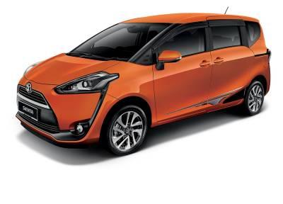 Toyota Sienta 1.5V
