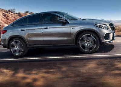 Mercedes-Benz GLE Coupe 450 AMG 4Matic coupe