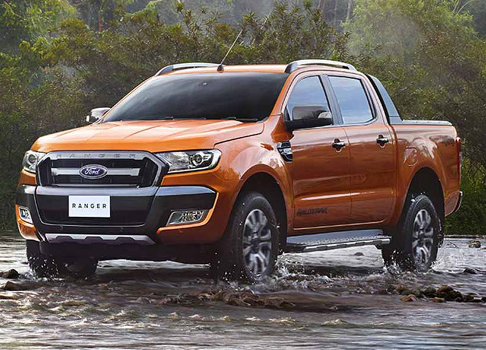 Ford Ranger 3 2l Wildtrak Automatic 4x4 High Rider Carsifu