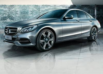 Mercedes-Benz C-Class C 200 Exclusive