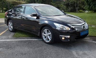 Nissan Teana 2.5XV
