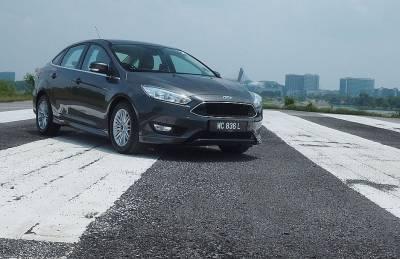 Ford Focus 1.5L EcoBoost Titanium+