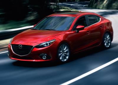 Mazda 3 Sedan 2.0 SkyActiv (CKD)