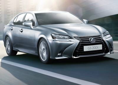 Lexus GS 200t Luxury