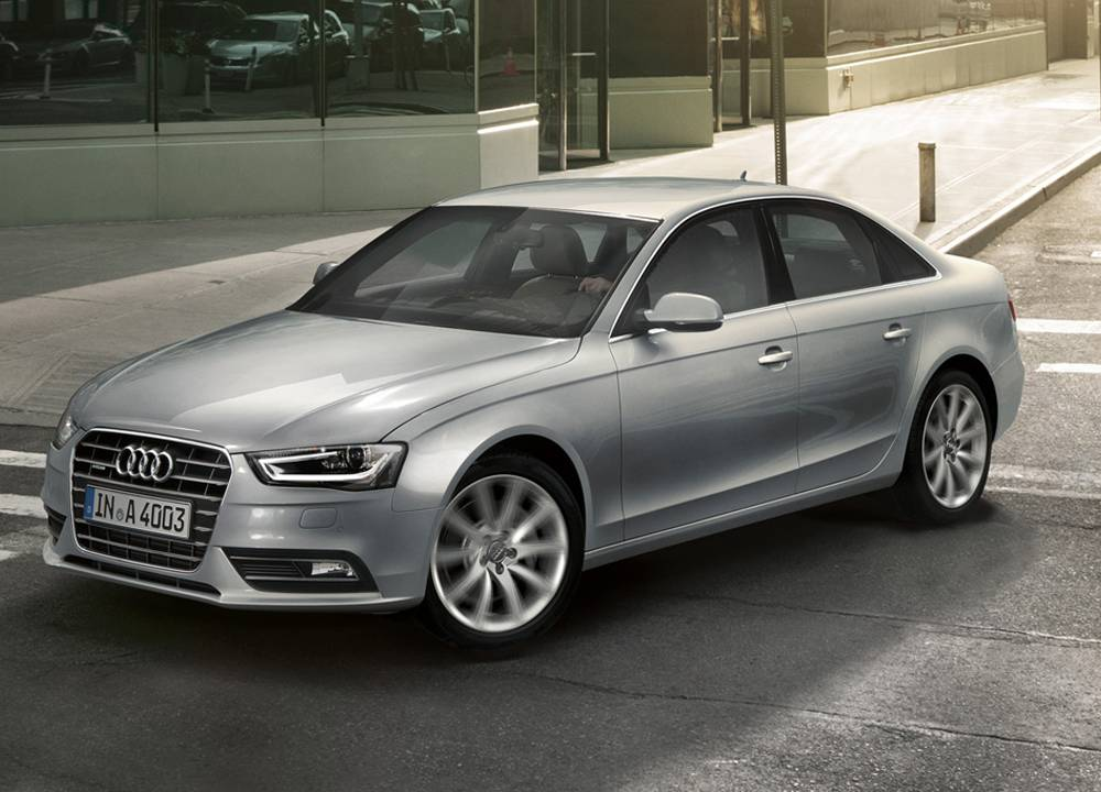 Audi A4 2.0 Tfsi Quattro Kokemuksia